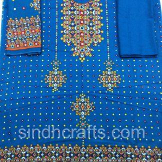 sindhi cotton dress