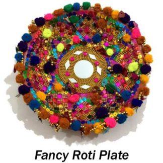 Fancy Roti Plate